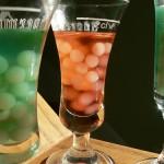 Halloween Cocktails - Creepy Bubble Fun!