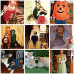 Jenna Z - old costumes, dog costumes