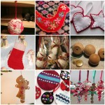 Christmas Ornaments Handmade with Tutorials