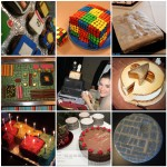 cake mosaic from Flickr