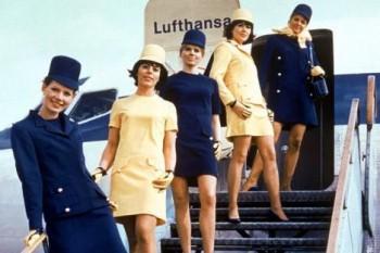 retro stewardess' from Dark Roasted Blend