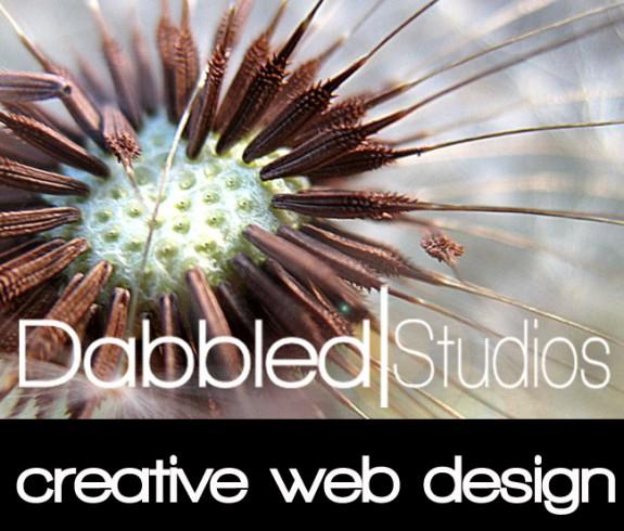 Dabbled Studios Wed Design