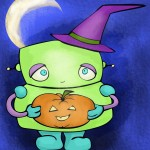 Dabbled Halloween 09 Begins!