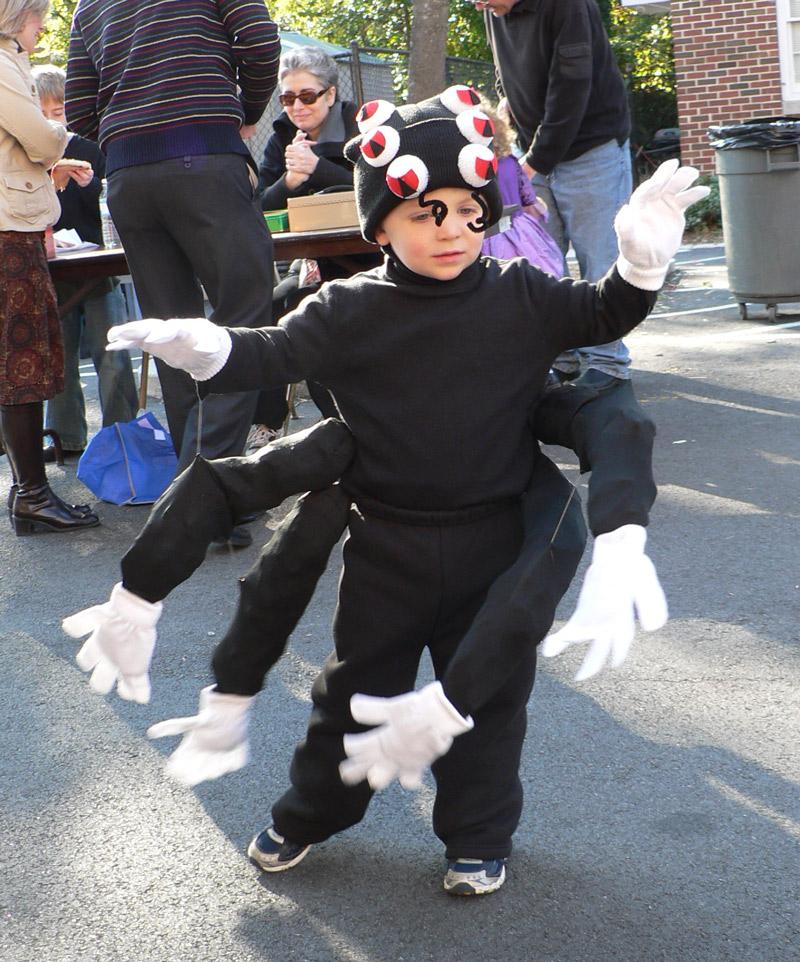 spider - Kids Spider Halloween Costume