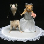 taxidermied mice and other odds