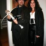 Vampire Slayers. Nice Couples costume look.