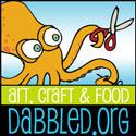 Dabbled Art Craft Food -125x125
