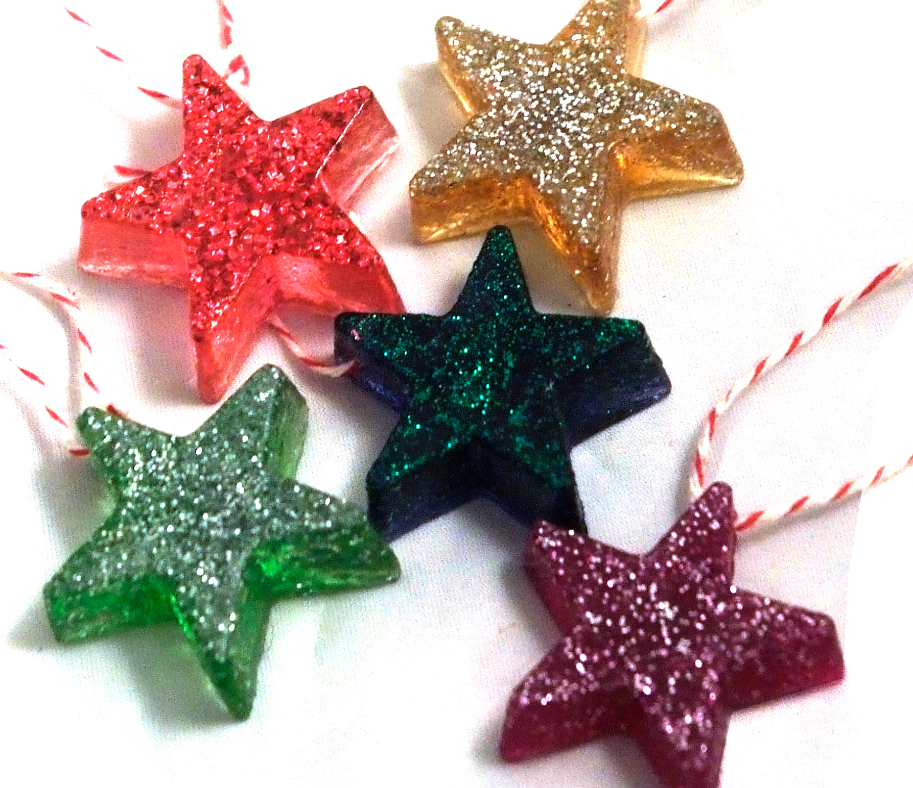 Make Your Own Christmas Tree Ornaments Images