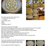 Recipe Related Gift Ideas - with a downloadable Lemon Pie recipe!