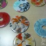 Washer Necklaces - Little Birdie Secrets