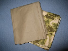 cae9518fb8850 Making a Baby Sling. Buy 2 yards of cotton fabric