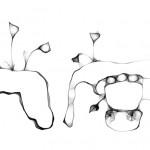 A couple of robot sketches for Subterranean