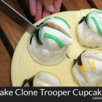 How to Make Clone Trooper Cupcakes