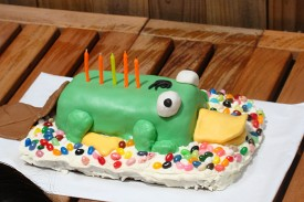 Perry The Platypus Cake (featured a bunch of places, including Disney blog.)