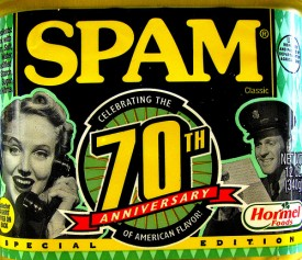 Spam 70th anniversary by dok1 on flickr