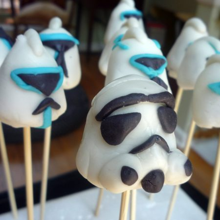 stormtrooper and clone trooper candy pops tutorial