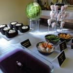 Just. Too. Awesome.  Star Wars Party Food