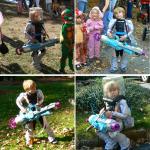 Mr. Freeze Costume (Halloween 2010 Video)