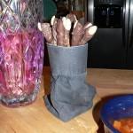 Halloween Food - Chocolate Pretzel Creep Fingers
