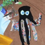 Henri, the Octo-puppet - prototype almost done!