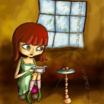 Another Nursery Rhyme - Miss Muffet