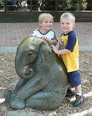 Zoo Atlanta - D & Q