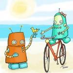 Illustration Friday - Island