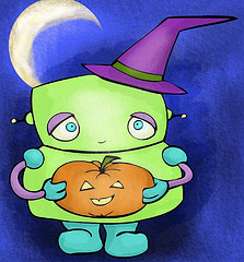 halloween-bot