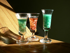 """Fish Egg"" Shooters for Halloween"