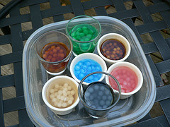 Testing Different soaking solutions