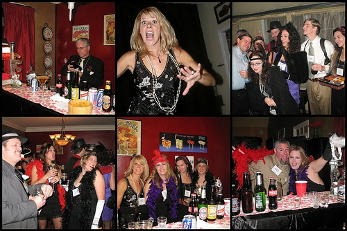 Some of Grieg's Pics from the Mystery Party