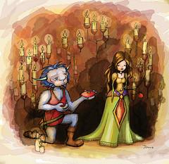 The Proposal - Brunette