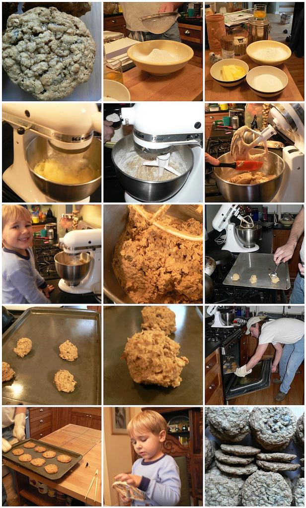 How To: Make Oatmeal Cookies