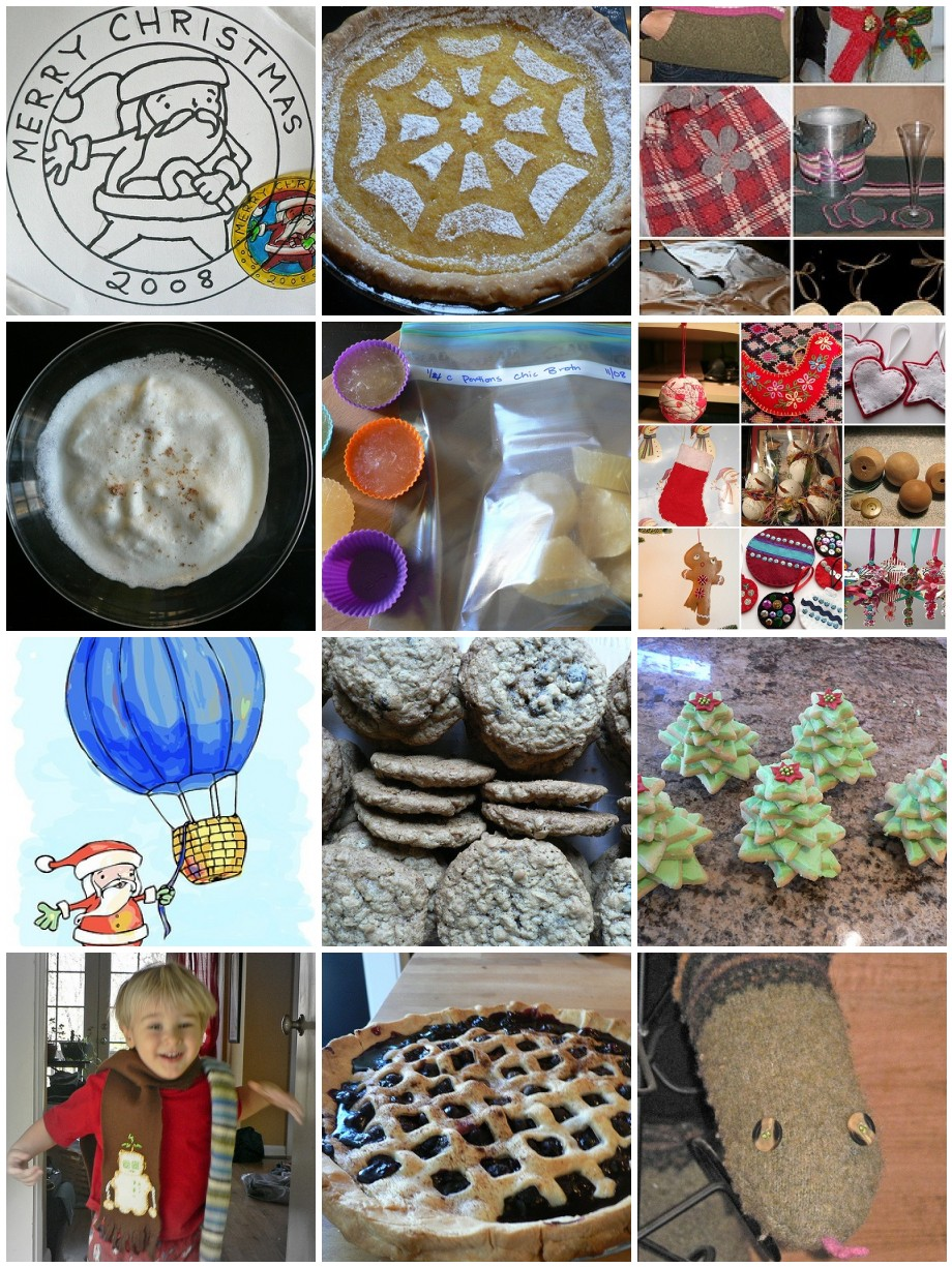 Dabbled Holiday 08 Roundup