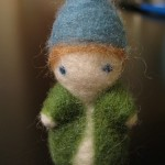 How to: Needle Felted Gnome