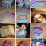 Last Minute Gifts - How to Make Picture Frame Ornaments