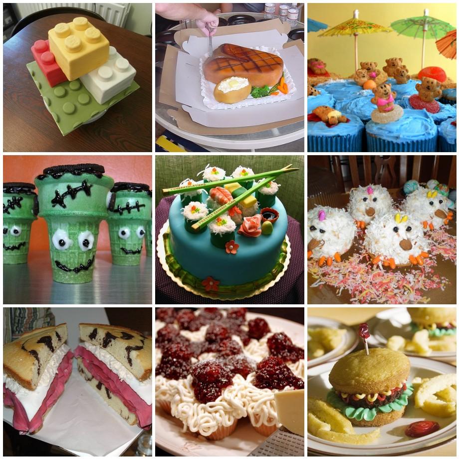 Interesting Sweet Treats from around Flickr