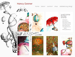 nifty! New portfolio site