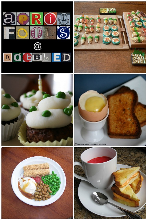 April Fools Food Ideas from around Flickr