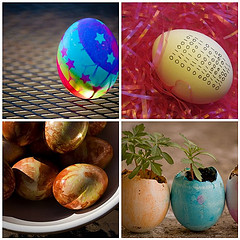 More Easter Eggs