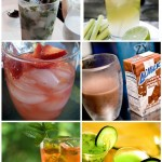Thirsty? Tasty, unusual Spring cocktail recipes!