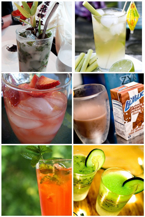 Cocktails with Recipes from Around Flickr