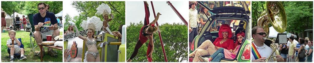 Last year at Inman Park