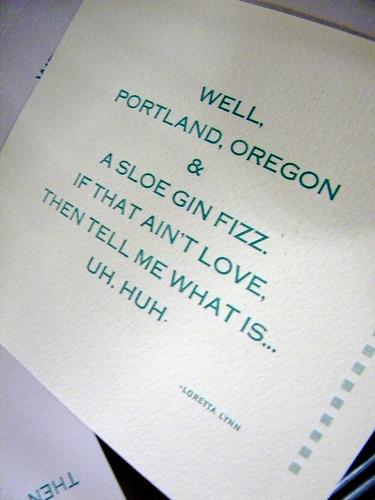 """Portland, Oregon"""