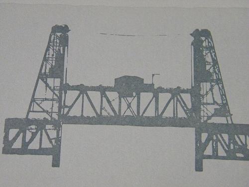 Steel Bridge Post Card
