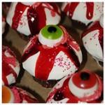 Mmmm.. creepy Brain cupcakes (and more!)