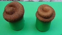 Airbrushing a Cupcake 7