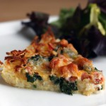 Easter Brunch: How about a Quiche?
