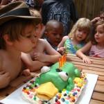 Birthday Party Brunch