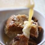 Irish Car  Bomb Bread Pudding